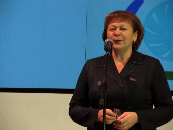 а это уже председатель Союза журналистов РТ Римма Ратникова