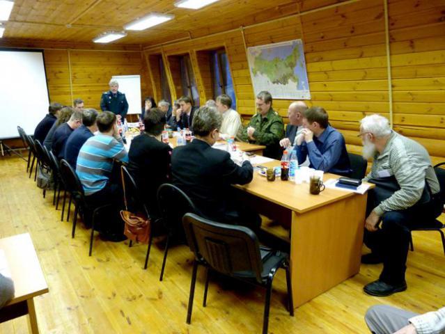 Первый день заседания по созданию Ассоциации национальных парков ПФО