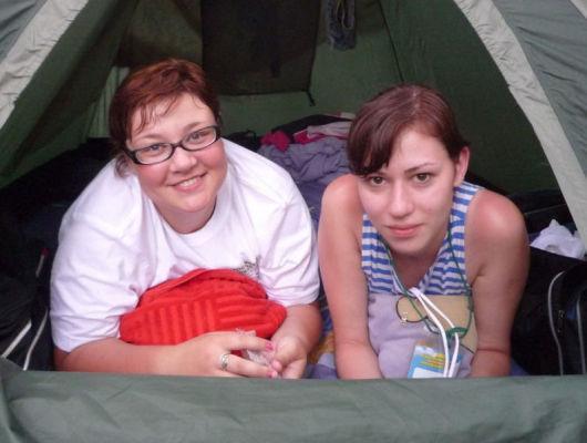 Валентина (слева) и Ирина