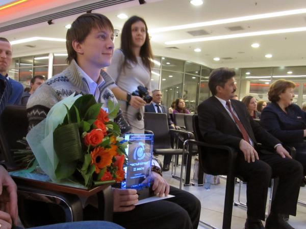 Артур Ахметзянов – II место в номинации «Социальный плакат»