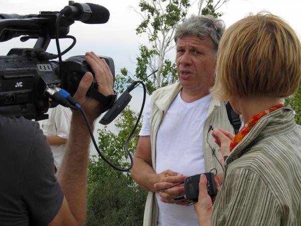 Только Сергей Саксонов, как истинный ученый, не устает рассказывать о природных богатствах Жигулей