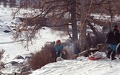 Шапшальский край - из Тувы в Алтай. (Рассказ о спортивном лыжном походе по отрогам юго-западно Тувы)