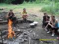 Я – экотурист в туристическом походе по маршруту «Боевыми тропами Кавказа»