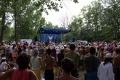 40-й Грушинский фестиваль, рассказ волонтёра Экологической службы