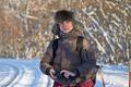 Небольшая видеозарисовка лыжного похода